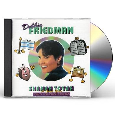 Debbie Friedman SHANAH TOVAH CD