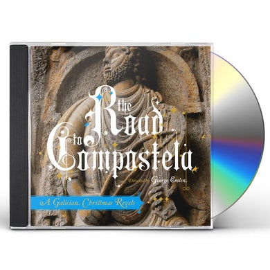 ROAD TO COMPOSTELA: A GALICIAN CHRISTMAS REVELS CD