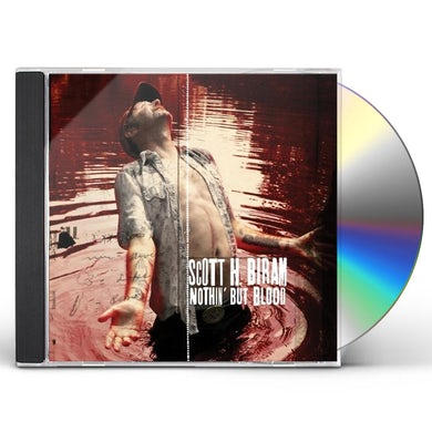 Scott H Biram NOTHIN BUT BLOOD CD