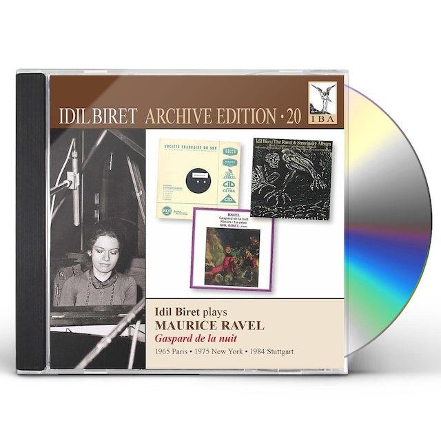 Ravel and Biret