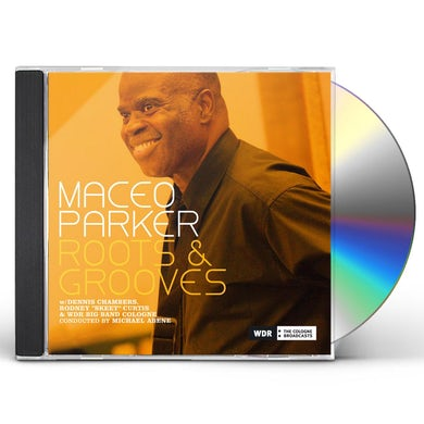 Maceo Parker ROOTS & GROOVES CD