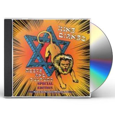 King Django ROOTS & CULTURE SPECIAL EDITION CD
