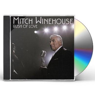 Mitch Winehouse RUSH OF LOVE CD