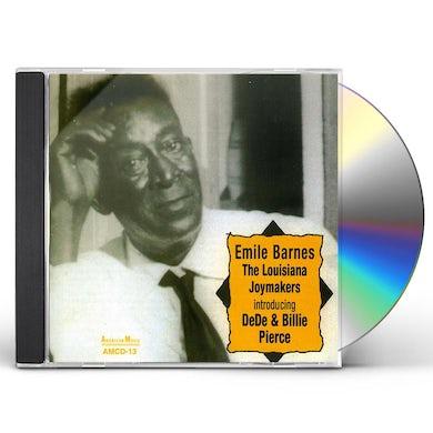 Emile Barnes INTRODUCING CD