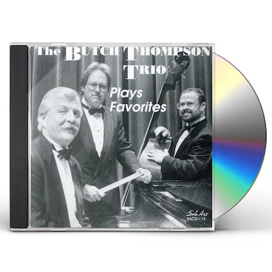 Butch Thompson PLAYS FAVORITES CD