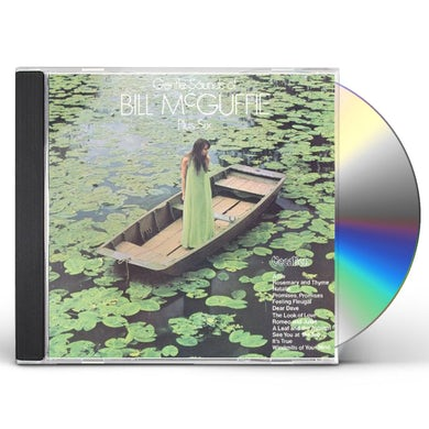 GENTLE SOUNDS OF BILL MCGUFFIE CD