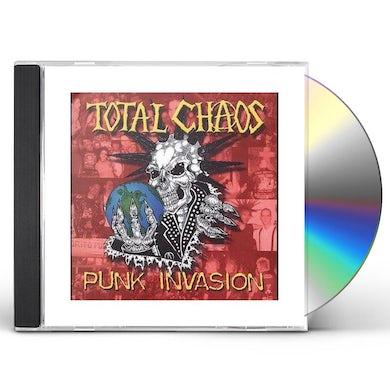 Total Chaos PUNK INVASION CD