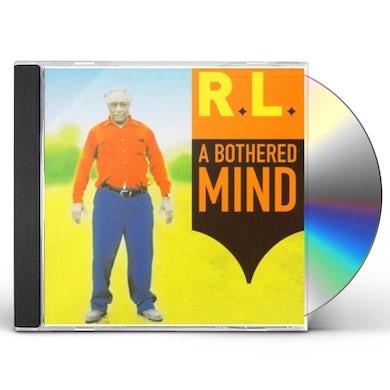 R.L. Burnside A BOTHERED MIND CD