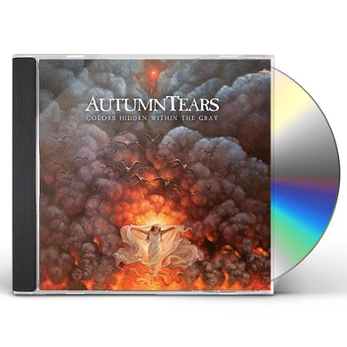Autumn Tears COLORS HIDDEN WITHIN THE GRAY CD