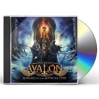 Avalon ANGELS OF THE APOCALYPSE CD