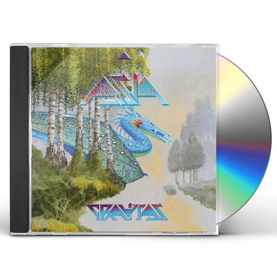 Asia GRAVITAS CD