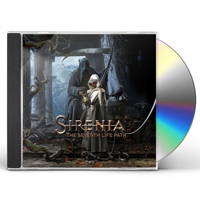 Sirenia SEVENTH LIFE PATH CD