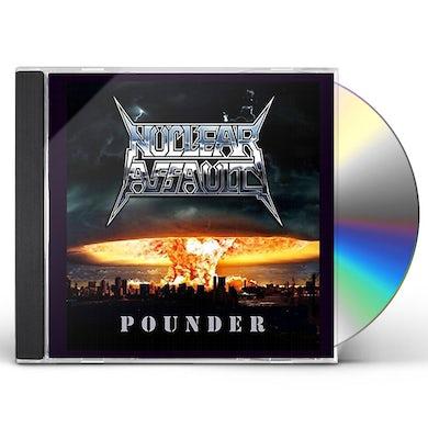 Nuclear Assault POUNDER CD