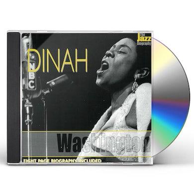 Dinah Washington JAZZ BIOGRAPHY CD