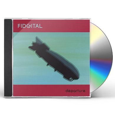 Fidgital DEPARTURE CD