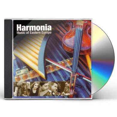 Harmonia MUSIC OF EASTERN EUROPE CD