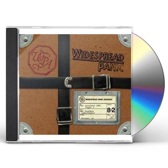 Widespread Panic OAK MOUNTAIN 2001 - NIGHT 2 CD