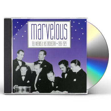Ted Weems MARVELOUS CD