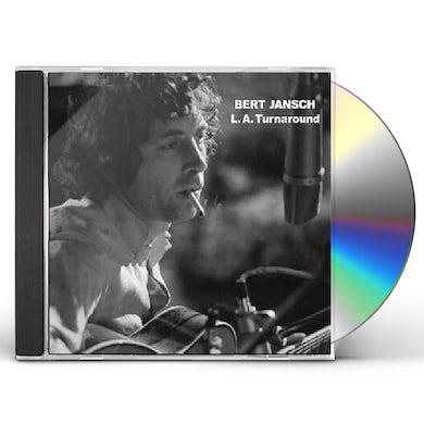 Bert Jansch L.A. TURNAROUND CD