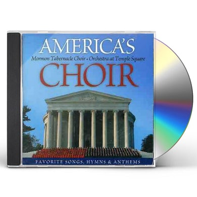 Mormon Tabernacle Choir AMERICA'S CHOIR CD