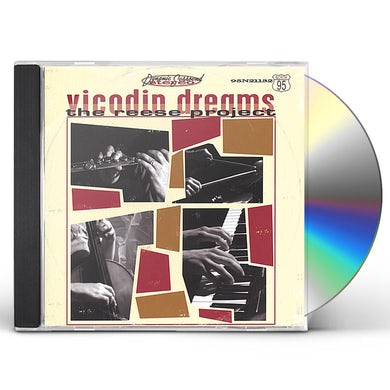 Reese Project VICODIN DREAMS CD