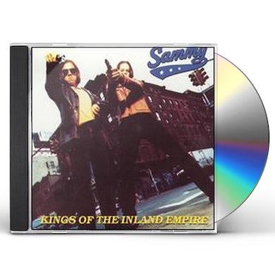 Sammy KINGS OF THE ISLAND EMPIRE CD