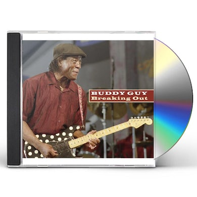 Buddy Guy BREAKING OUT CD