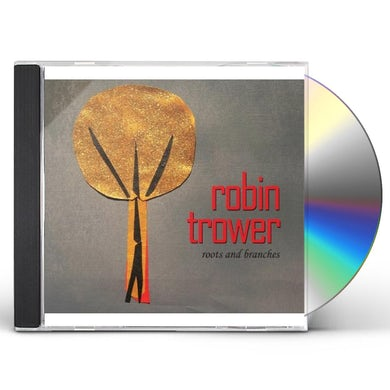 Robin Trower ROOTS & BRANCHES CD