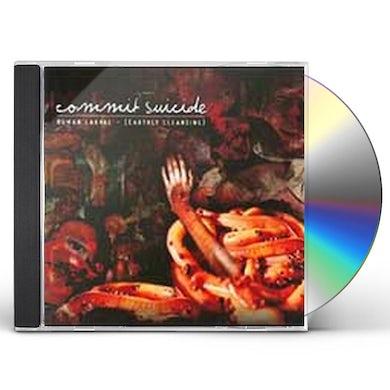 Commit Suicide HUMAN LARVA: EARTHLY CLEANSING CD