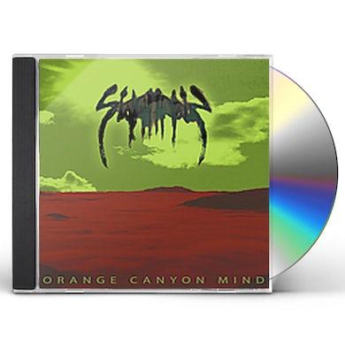 Skullflower ORANGE CANYON MIND CD