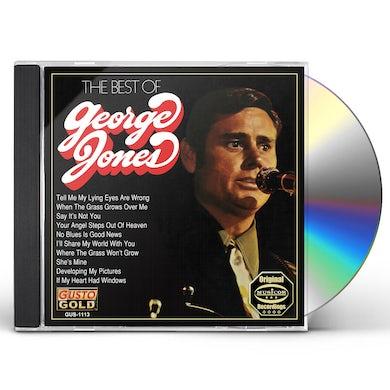 BEST OF GEORGE JONES CD