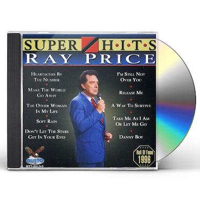 Ray Price SUPER HITS CD