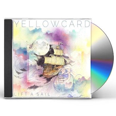 Yellowcard LIFT A SAIL CD