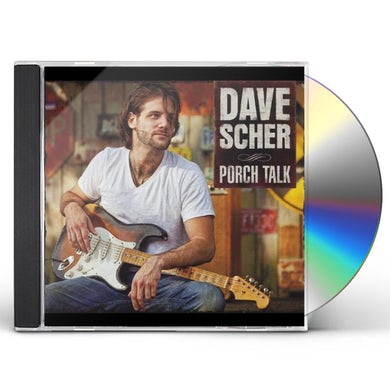 Dave Scher PORCH TALK CD