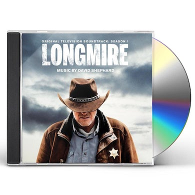 David Shephard LONGMIRE - SEASON 1 (SCORE) / Original Soundtrack CD