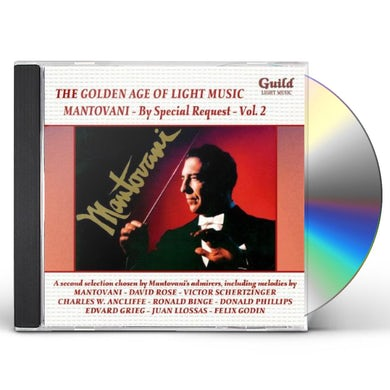 Mantovani BY SPECIAL REQUEST 2 1940-1951 CD