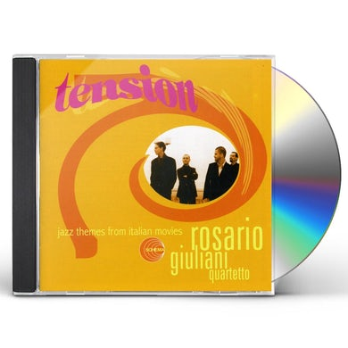 Rosario Giuliani TENSION CD