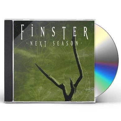 Finster NEXT SEASON CD