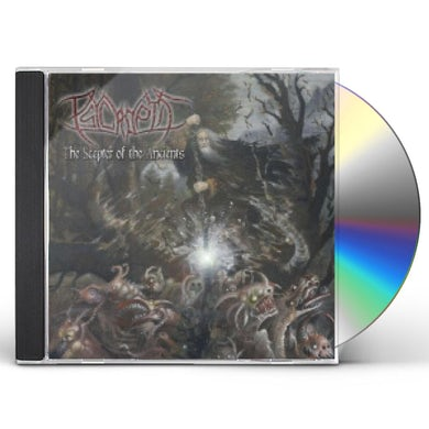 Psycroptic SCEPTER OF THE ANCIENTS CD
