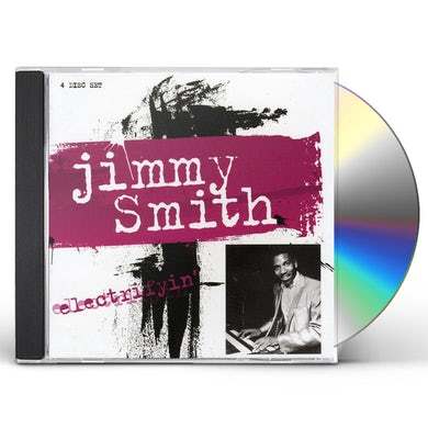 Jimmy Smith ELECTRIFYIN CD