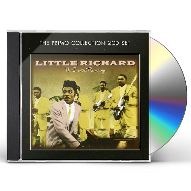 Little Richard ESSENTIAL RECORDINGS CD