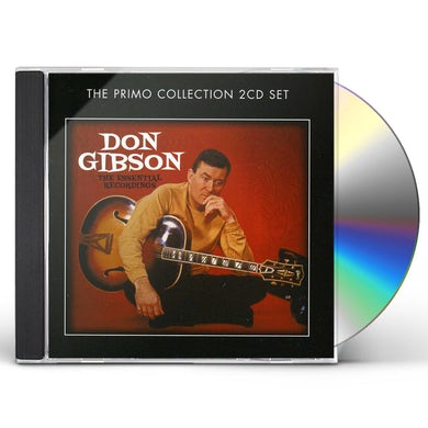Don Gibson ESSENTIAL RECORDINGS CD