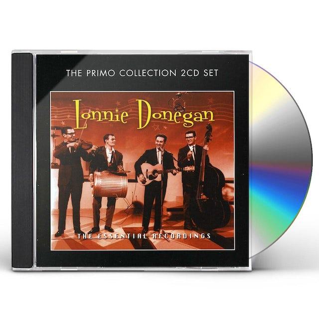 Lonnie Donegan ESSENTIAL RECORDINGS CD