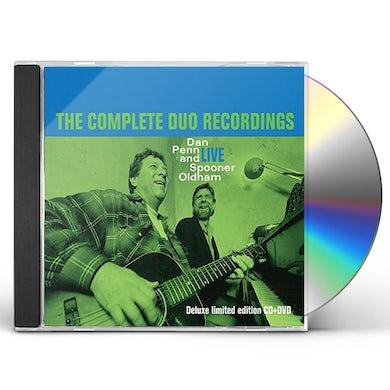 Dan Penn / Spooner Oldham COMPLETE DUO RECORDINGS CD