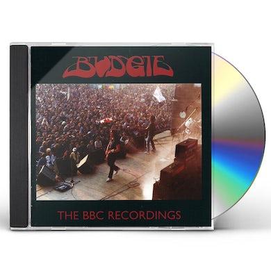 Budgie BBC RECORDINGS CD