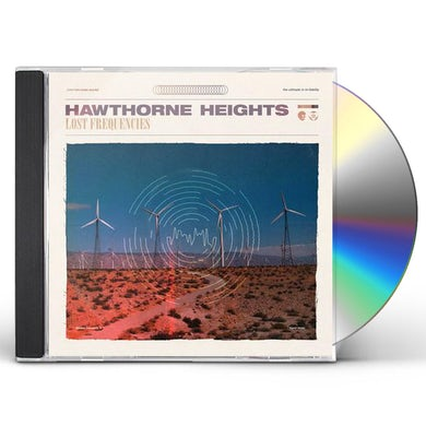Hawthorne Heights Lost frequencies CD