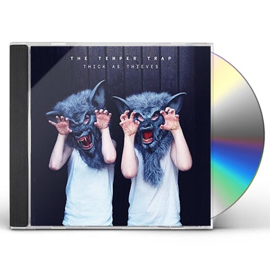 Temper Trap THICK AS THIEVES CD