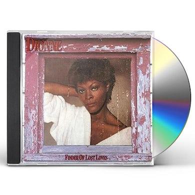 Dionne Warwick FINDER OF LOST LOVES CD