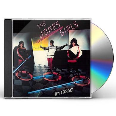 Jones Girls ON TARGET CD