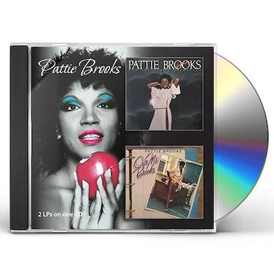 Pattie Brooks LOVE SHOOK / OUR MR BROOKS CD